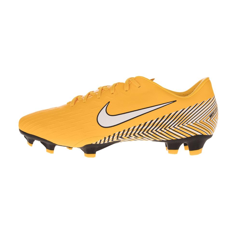 NIKE – Ανδρικά ποδοσφαιρικά παπούτσια NIKE VAPOR 12 PRO NJR FG κίτρινα