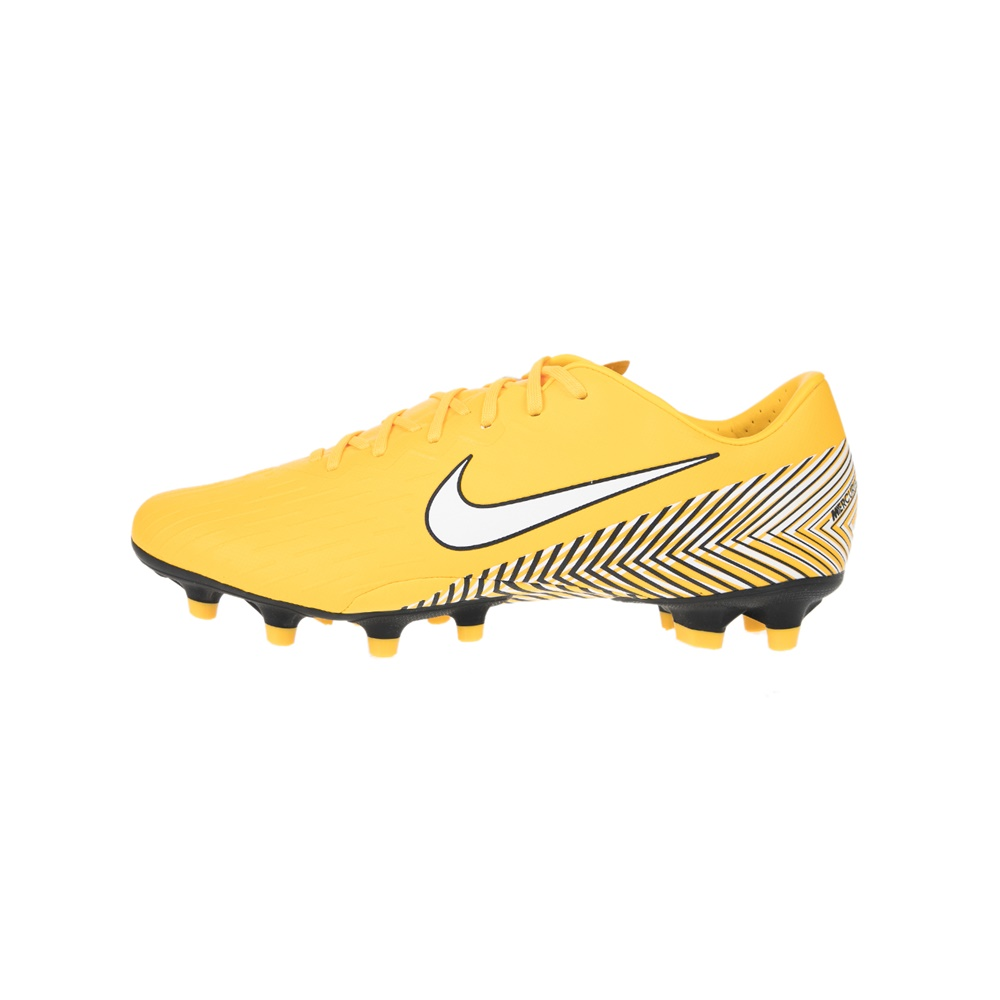 NIKE – Ανδρικά παπούτσια ποδοσφαίρου NIKE VAPOR 12 PRO NJR AG-PRO κίτρινα