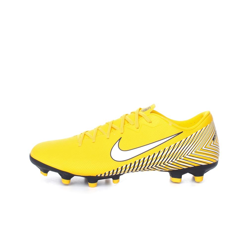 NIKE – Ανδρικά παπούτσια ποδοσφαίρου VAPOR 12 ACADEMY NJR FG/MG κίτρινα