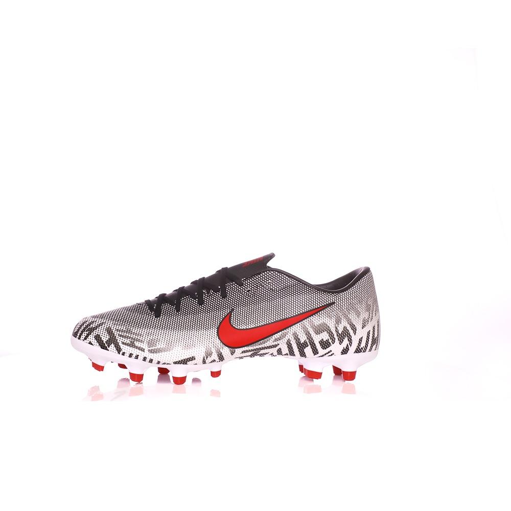 NIKE – Unisex παπούτσια ποδοσφαίρου Nike Mercurial Vapor XII Academy NJR Neymar μαύρα-λευκά
