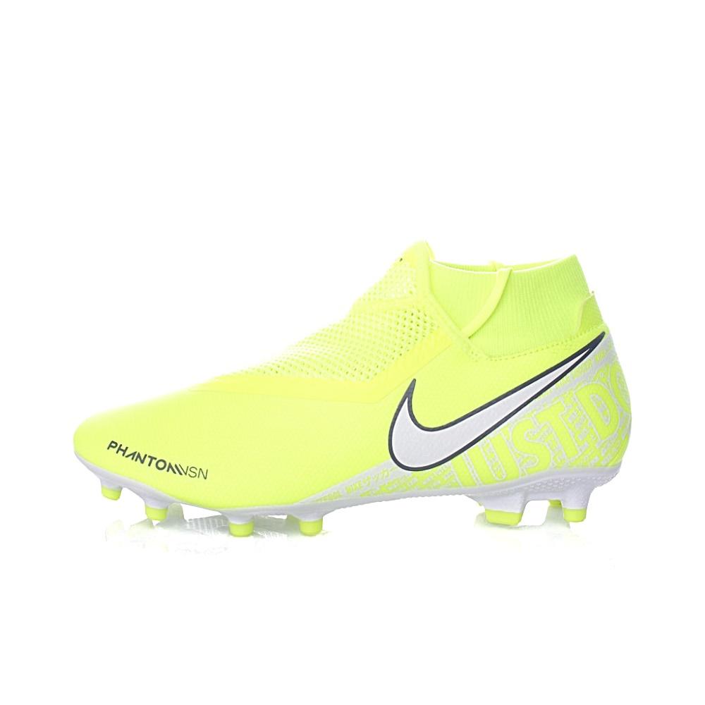 NIKE – Unisex παπούτσια NIKE PHANTOM VSN ACADEMY DF FG/MG κίτρινα