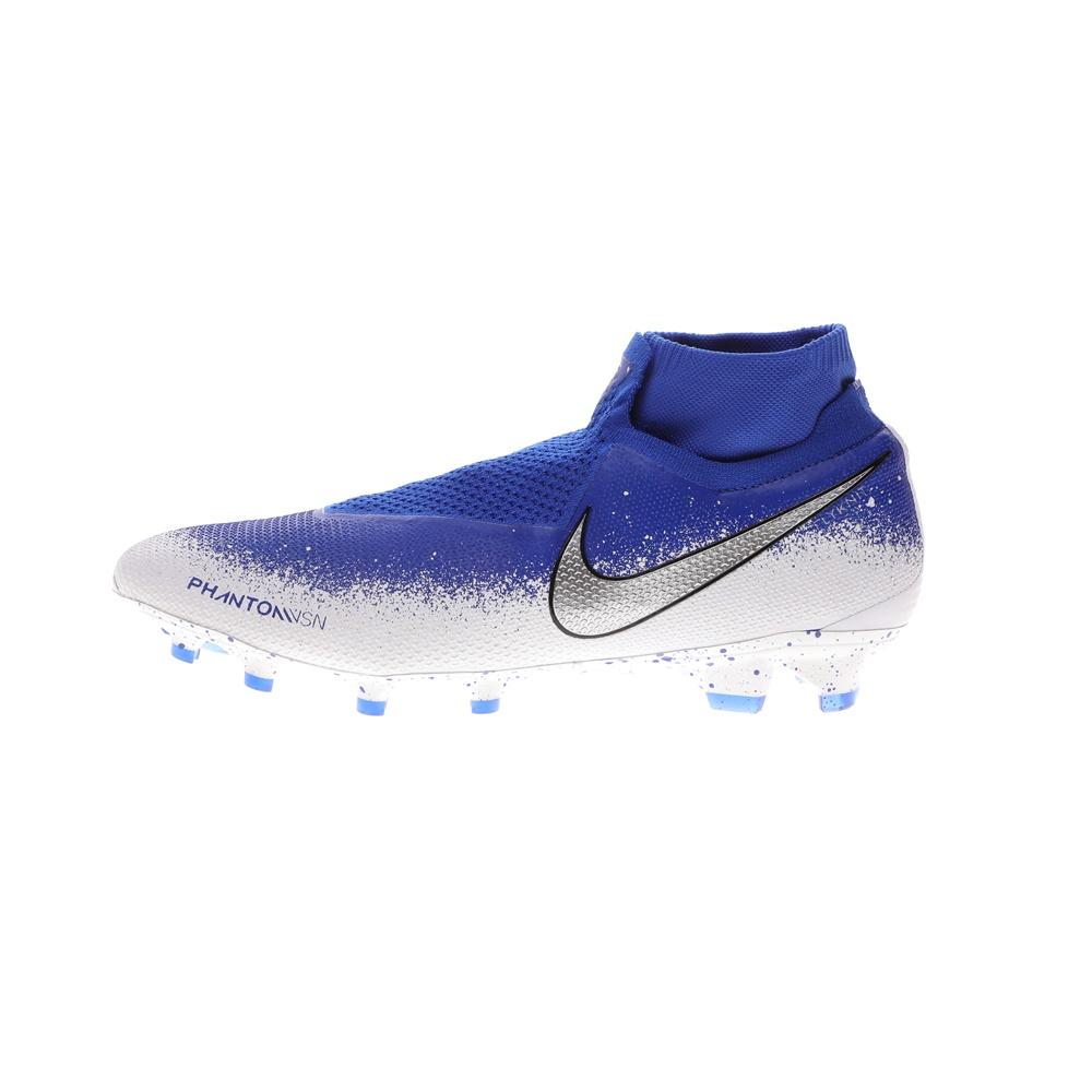 NIKE – Ποδοαφαιρικά παπούτσια NIKE PHANTOM VSN ELITE DF FG μπλε