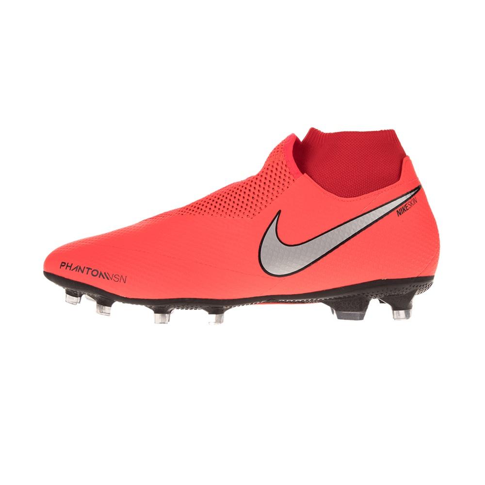 NIKE – Ανδρικά ποδοσφαιρικά παπούτσια NIKE PHANTOM VSN PRO DF FG κόκκινα