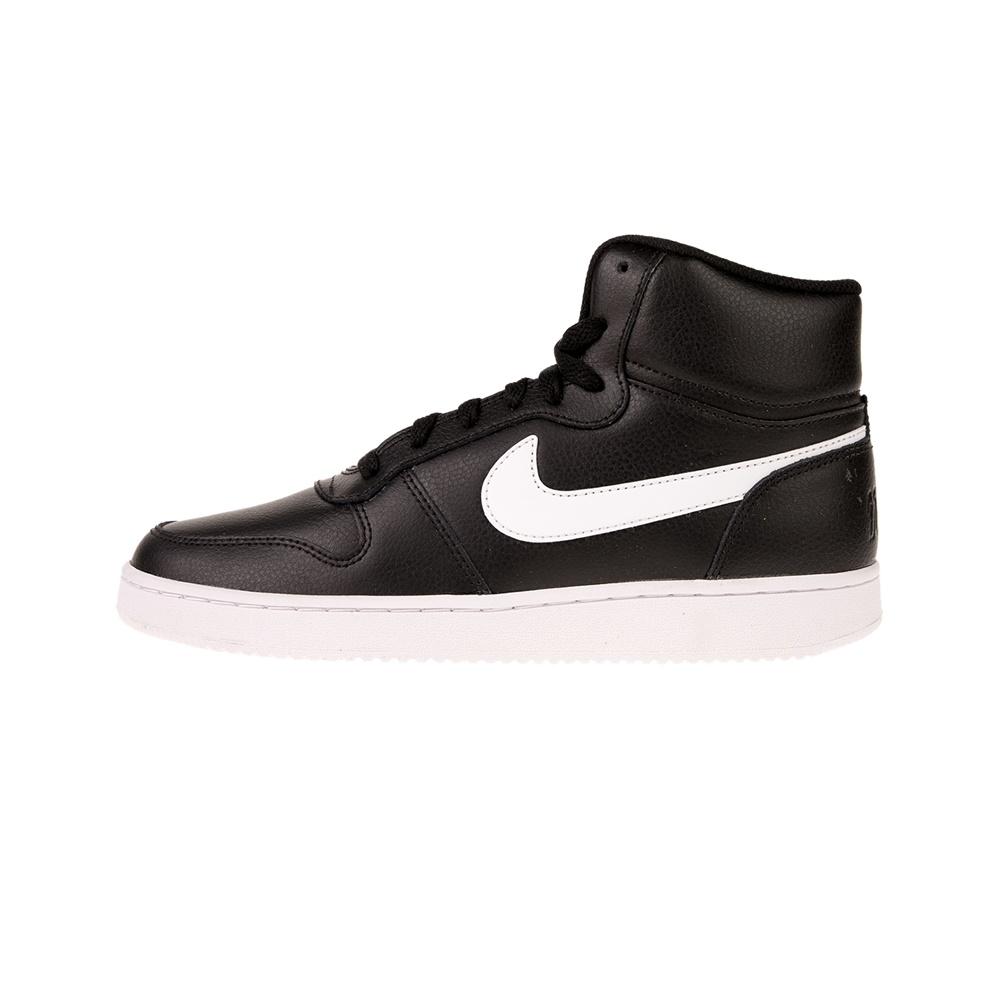 NIKE – Ανδρικά αθλητικά παπούτσια NIKE EBERNON MID μαύρα