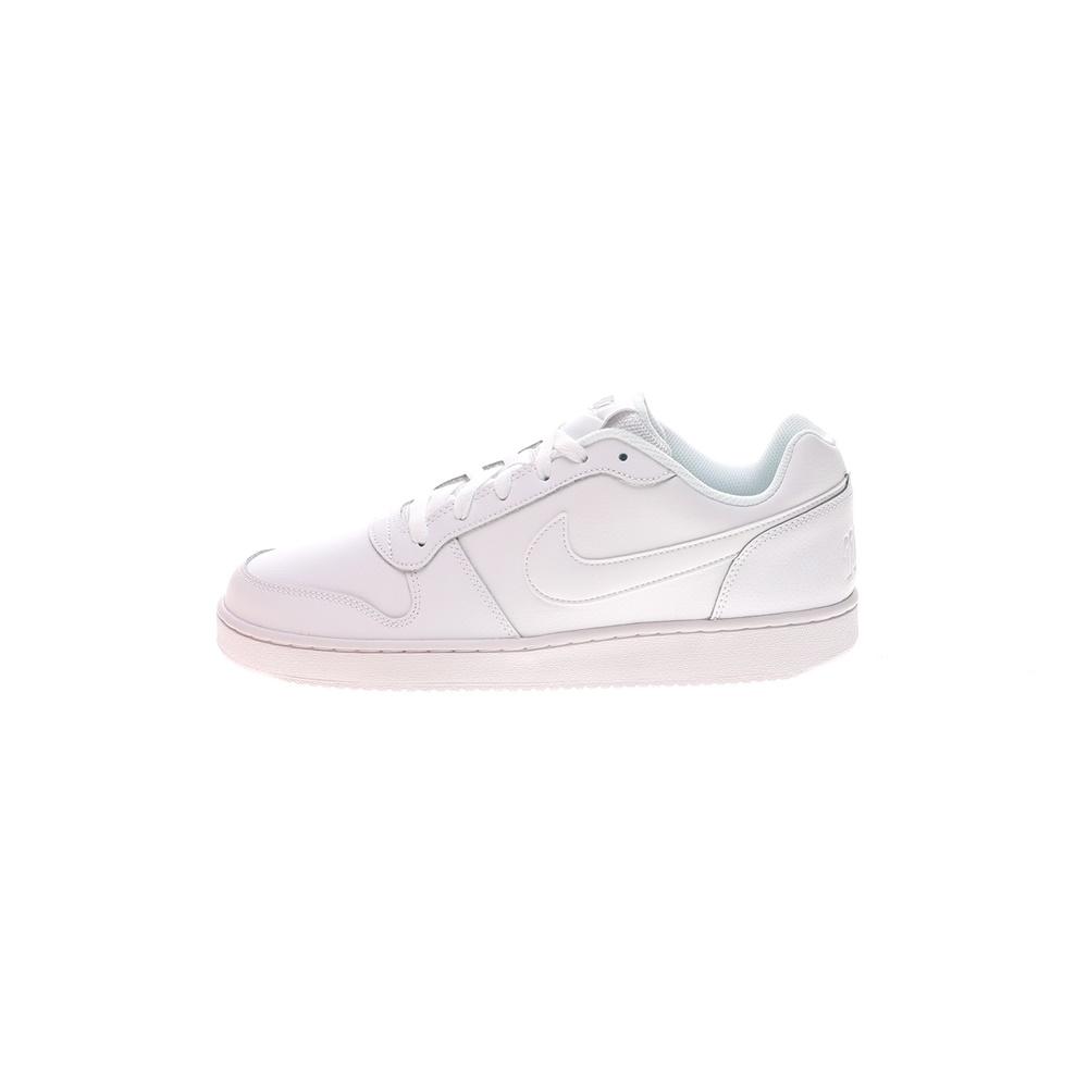 NIKE – Ανδρικά αθλητικά παπούτσια NIKE EBERNON LOW λευκά