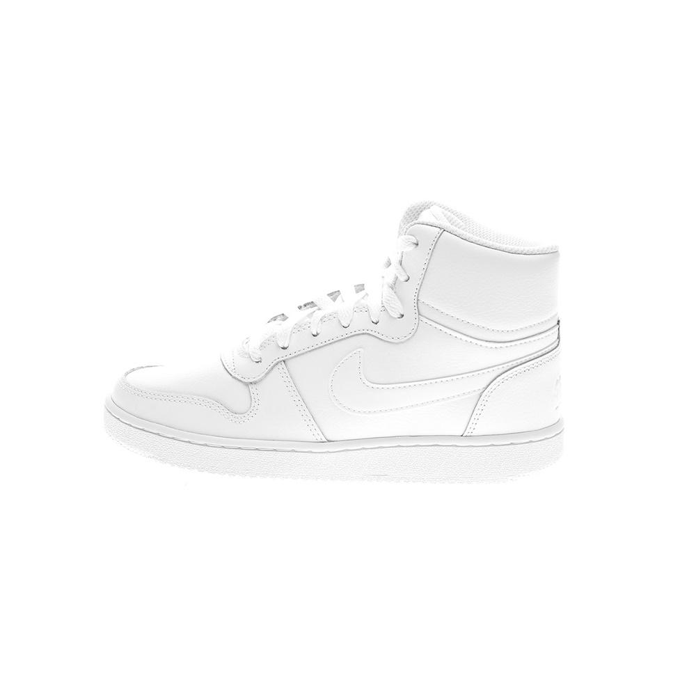 NIKE – Γυναικεία παπούτσια basketball NIKE EBERNON MID λευκά