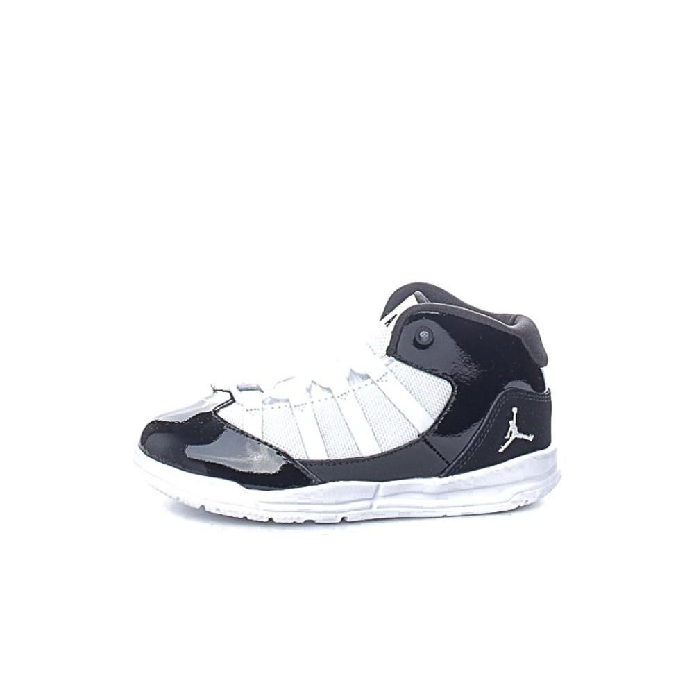 NIKE – Βρεφικά παπούτσια JORDAN MAX AURA (TD) λευκά