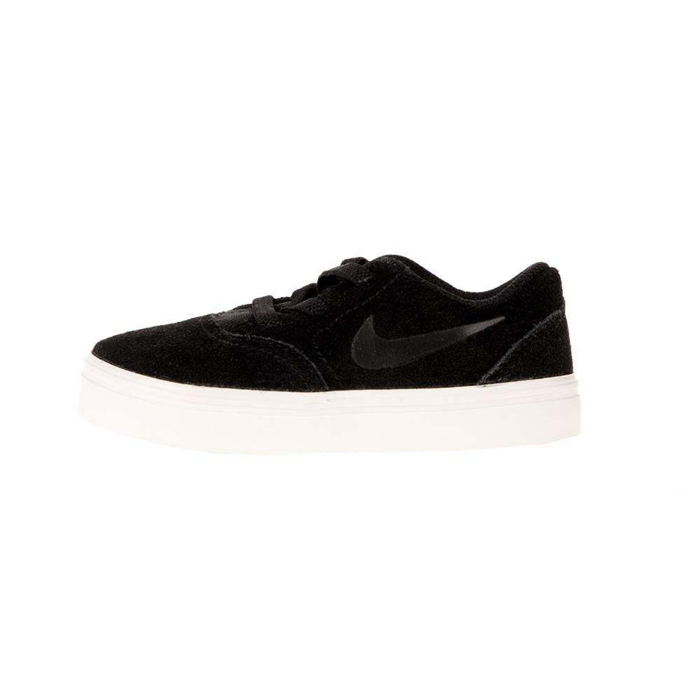 NIKE – Βρεφικά sneakers NIKE SB CHECK SUEDE (TD) μαύρα