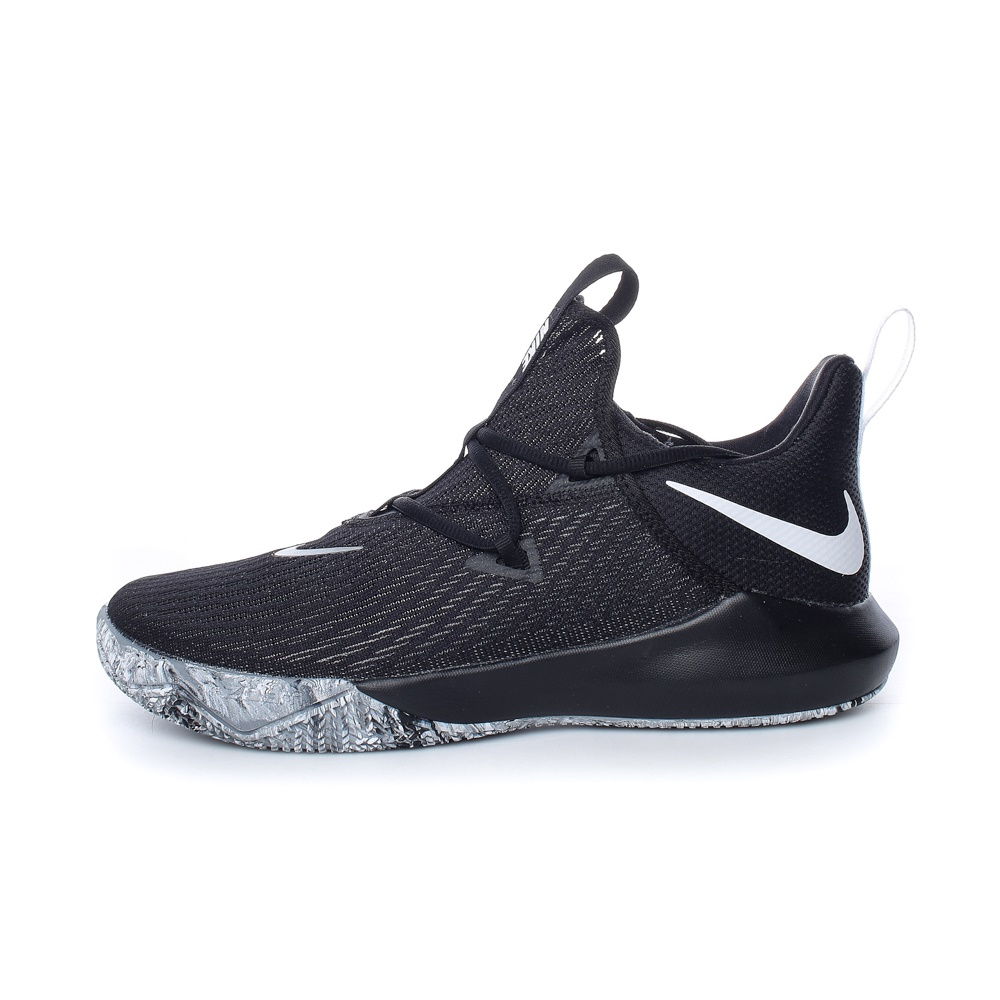 NIKE – Ανδρικά παπούτσια μπάσκετ NIKE ZOOM SHIFT 2 μαύρα