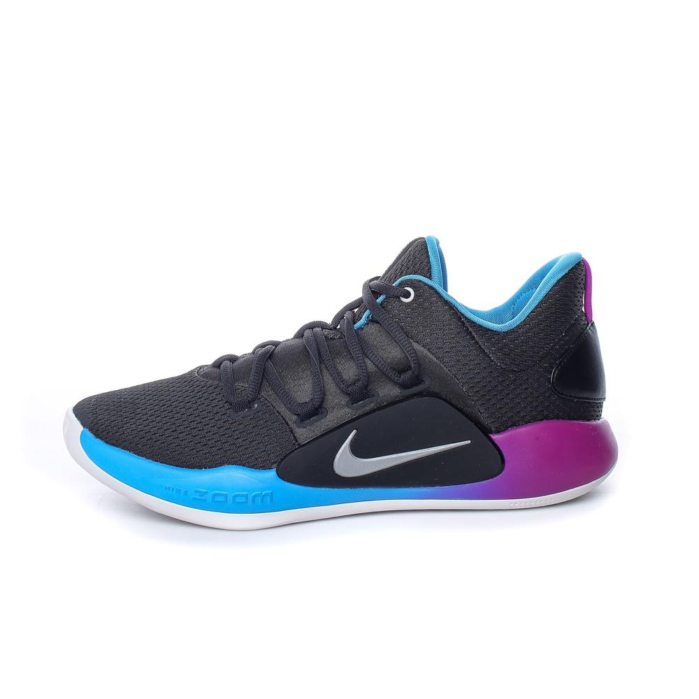 NIKE – Ανδρικά αθλητικά παπούτσια NIKE HYPERDUNK X LOW ανθρακί μπλε