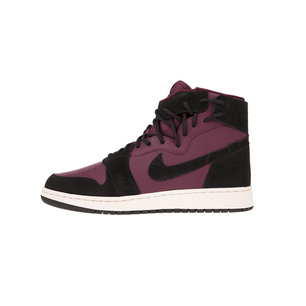 NIKE – Γυναικεία παπούτσια NIKE AIR JORDAN 1 REBEL XX μπορντό-μαύρα