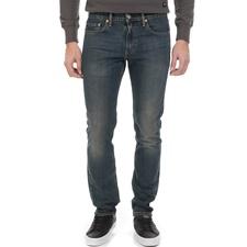 LEVI'S-Ανδρικό τζιν παντελόνι Levi's 511 SLIM FIT σκούρο μπλε