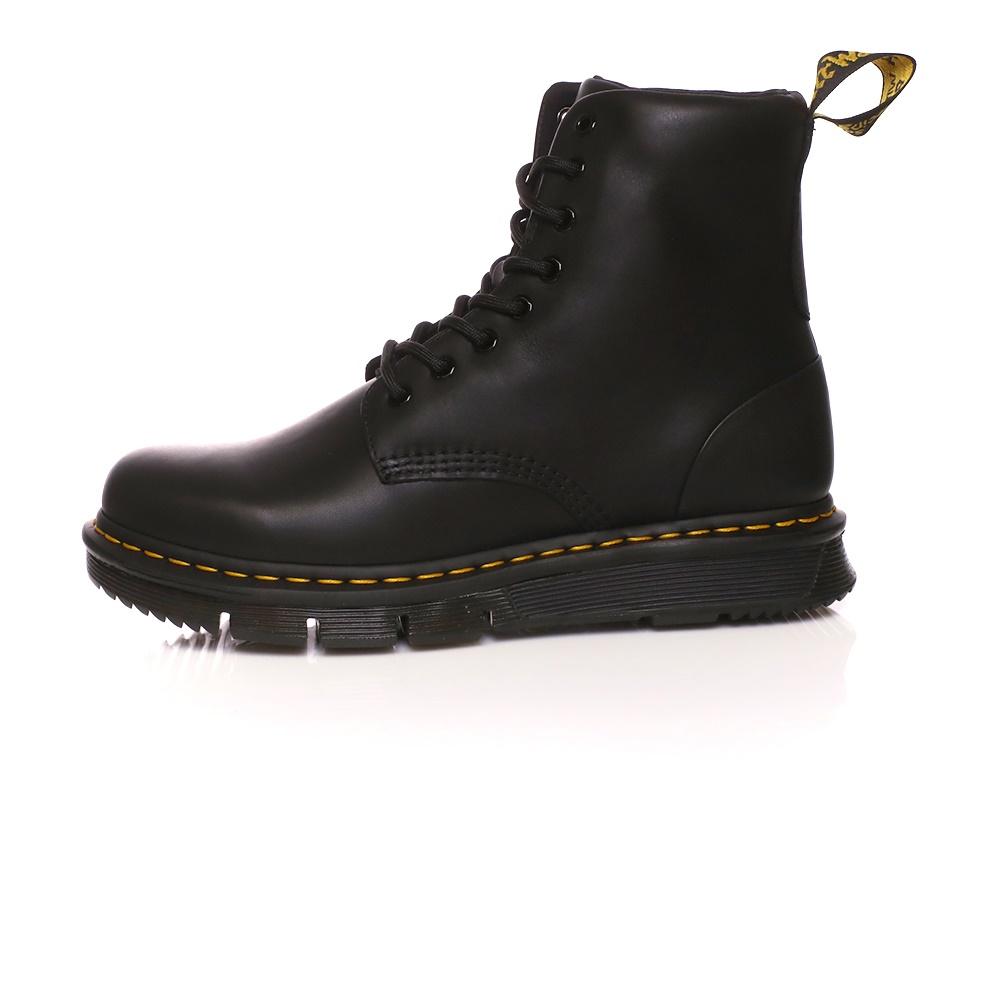 DR.MARTENS – Unisex μποτάκια Lexington 8 Eye Boot μαύρα