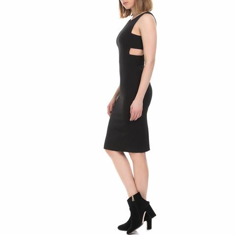 MY TIFFANY-Γυναικείο φόρεμα MY TIFFANY μαύρο