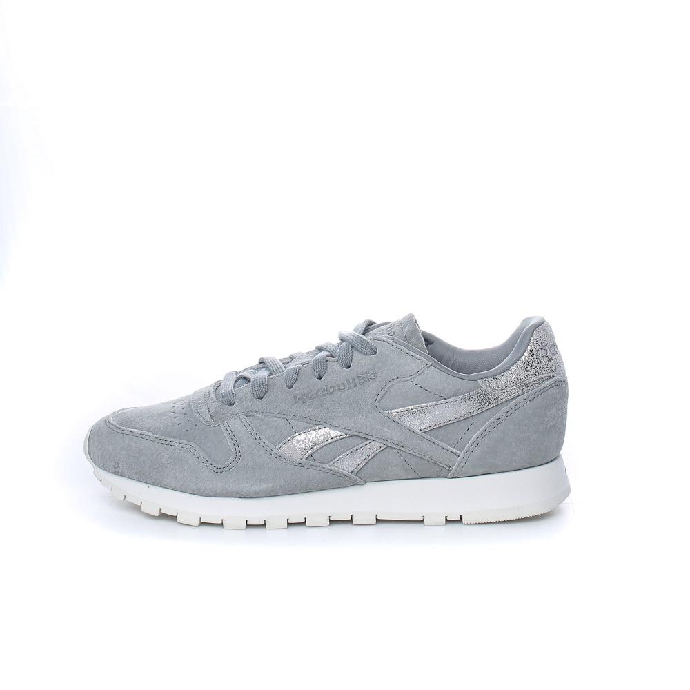 Reebok Classics – Γυναικεία sneakers Reebok Classics CL LTHR SHIMMER γκρι