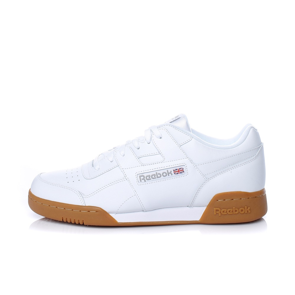 Reebok Classics – Ανδρικά sneakers Reebok Classics WORKOUT PLUS λευκά
