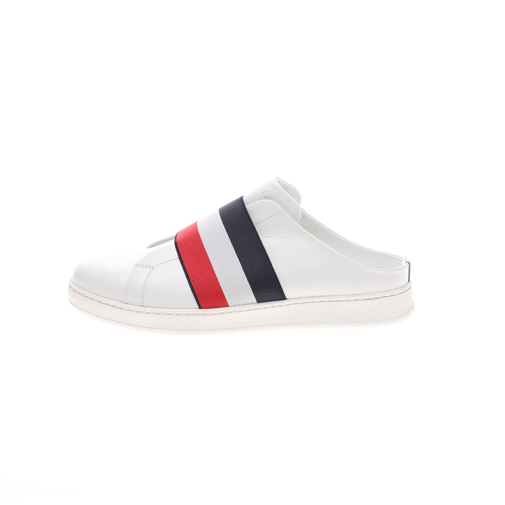MONCLER – Γυναικεία slip on mules MONCLER ALICE λευκά