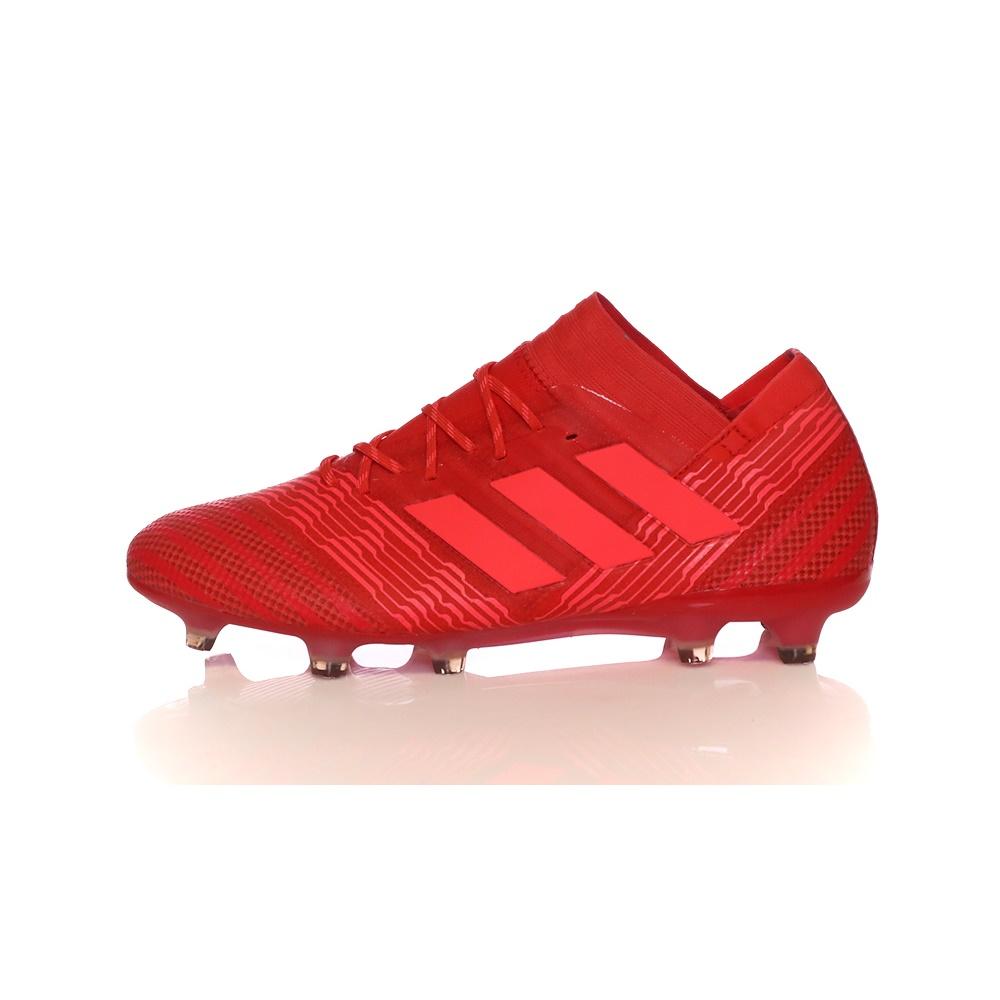 adidas Performance – Ανδρικά παπούτσια ποδοσφαίρου NEMEZIZ 17.1 FG κόκκινα