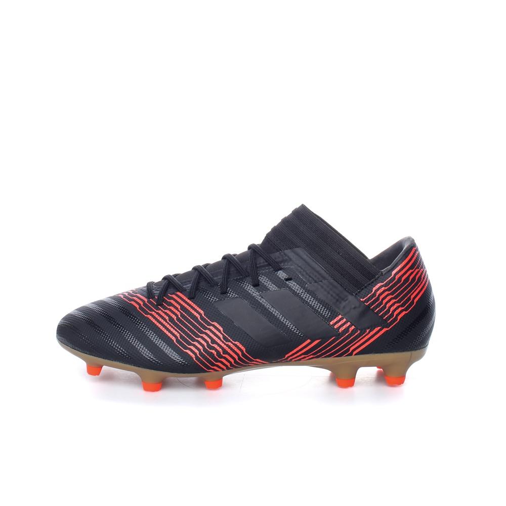 adidas Performance – Ανδρικά παπούτσια για ποδόσφαιρο adidas NEMEZIZ 17.3 FG μαύρα