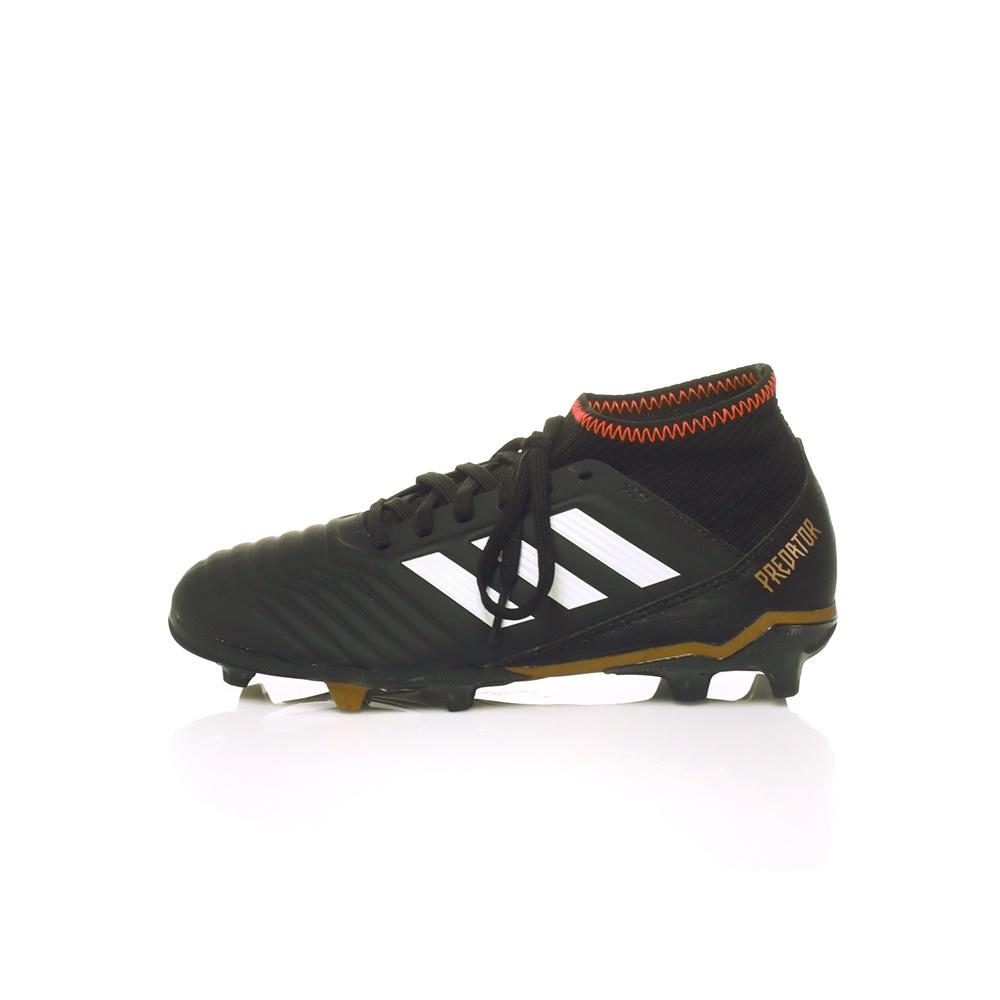 adidas Performance – Παιδικά παπούτσια για ποδόσφαιρο adidas PREDATOR 18.3 FG μαύρα