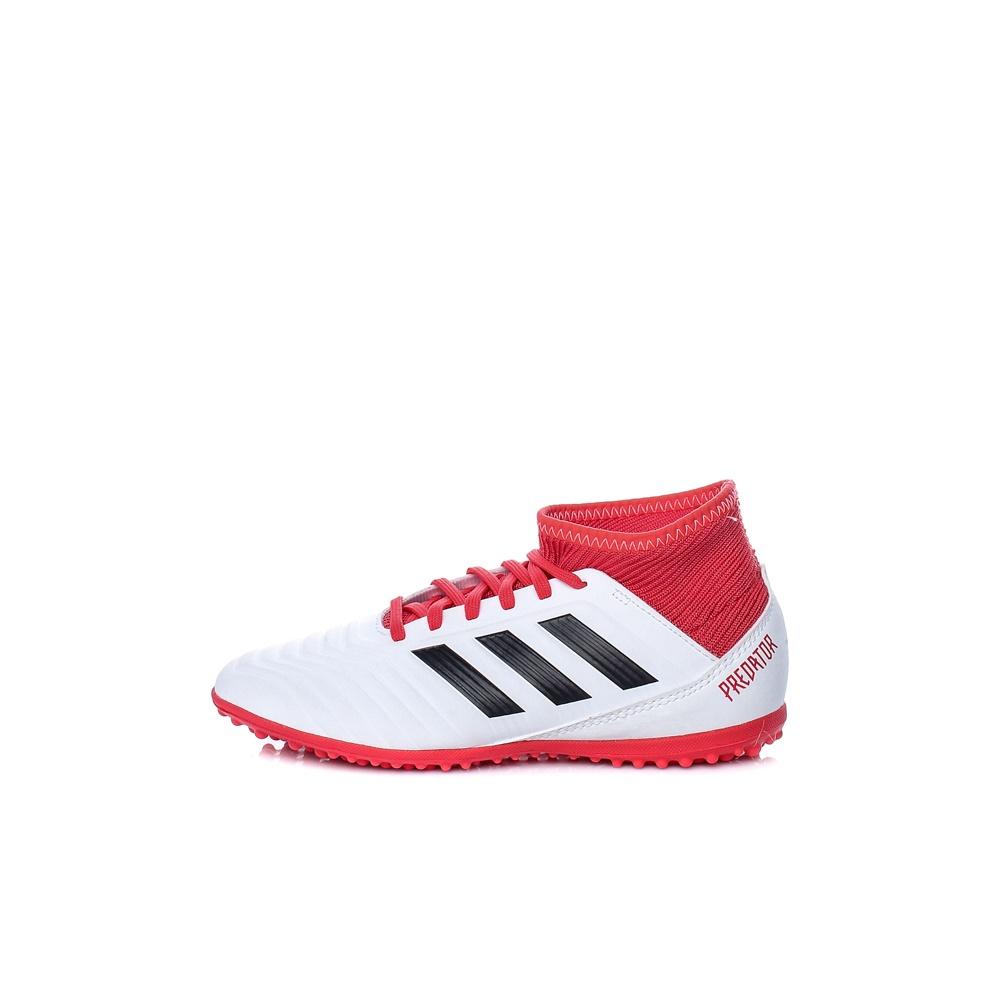 adidas Performance – Παιδικά παπούτσια ποδοσφσαίρου adidas PREDATOR TANGO 18.3 λευκά