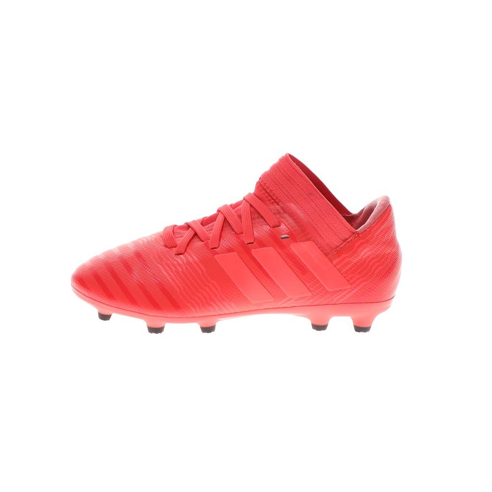 adidas Performance – Παιδικά παπούτσια για ποδόσφαιρο adidas NEMEZIZ 17.3 FG κόκκινα