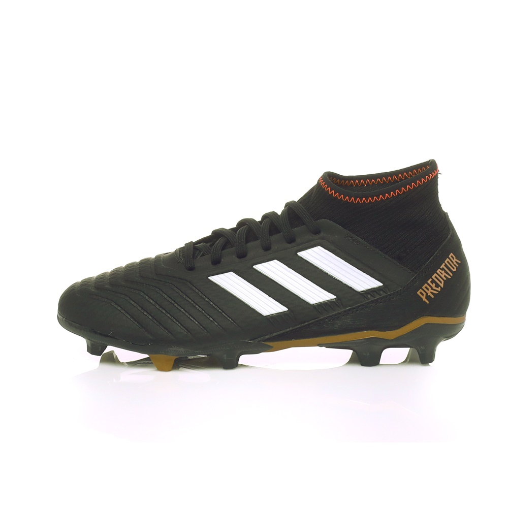 adidas Performance – Ανδρικά παπούτσια ποδοσφαίρου adidas PREDATOR 18.3 FG μαύρα