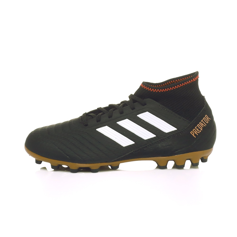 adidas Performance – Ανδρικά παπούτσια για ποδόσφαιρο adidas PREDATOR 18.3 AG μαύρα
