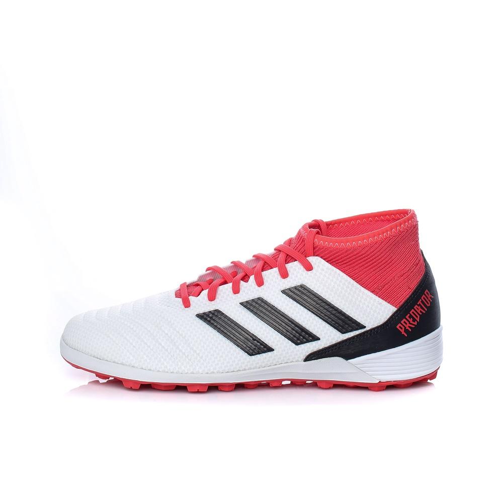 adidas Performance – Ανδρικά παπούτσια ποδοσφαίρου adidas PREDATOR TANGO 18.3 λευκά