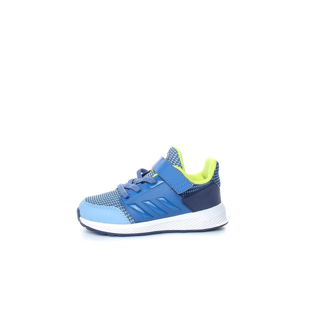 adidas Performance – Βρεφικά παπούτσια adidas RapidaRun μπλε