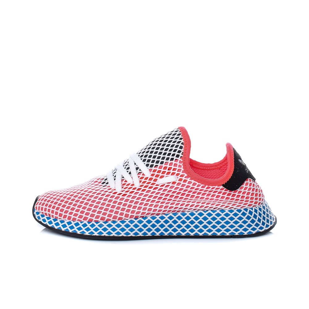 adidas Οriginals – Ανδρικά παπούτσια DEERUPT RUNNER κόκκινα