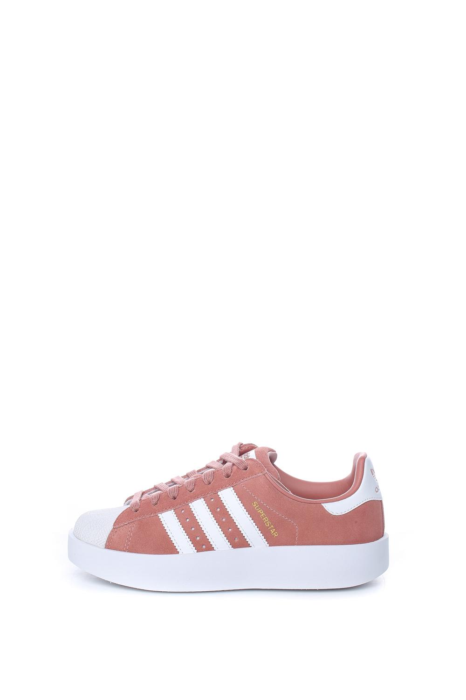 4ed5a52ba3b -30% Factory Outlet adidas Originals – Γυναικεία sneakers adidas SUPERSTAR  BOLD ροζ