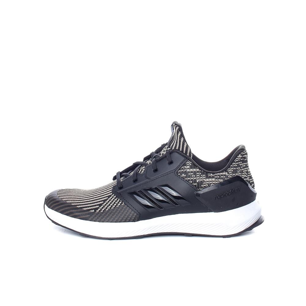 adidas Performance – Παιδικά παπούτσια adidas RapidaRun KNIT μαύρα