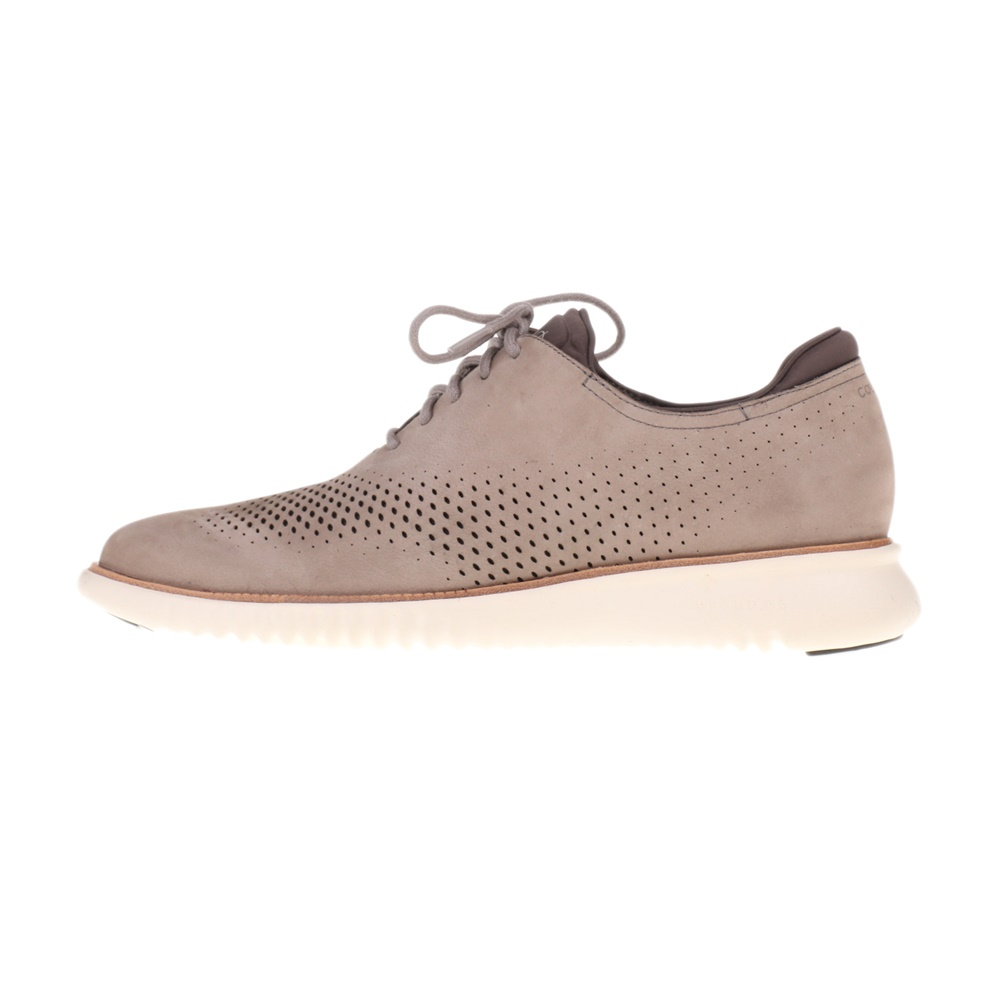 COLE HAAN – Ανδρικά oxford COLE HAAN.ZEROGRAND LSR WING γκρι