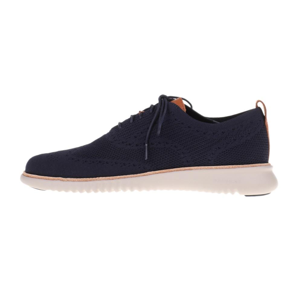 COLE HAAN – Ανδρικά παπούτσια oxford COLE HAAN 2.ZEROGRAND STCHLTE ναυτικό μπλε