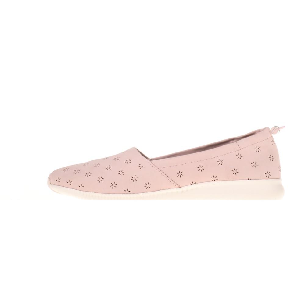 COLE HAAN – Γυναικεία sneakers COLE HAAN STUDIOGRAND PERF SLIP-ON ροζ