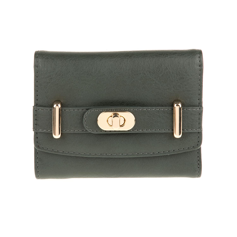 805c4de796 FOLLI FOLLIE - Γυναικείο μικρό πορτοφόλι Folli Follie πράσινο