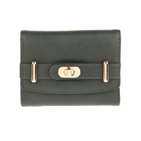 b4c1e54ae8 Γυναικείο μικρό πορτοφόλι Folli Follie πράσινο (1649073.0-0000 ...