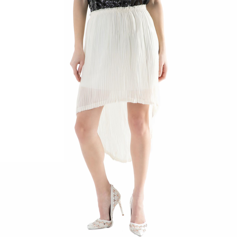 REPLAY - Μίνι φούστα REPLAY εκρού 207a6e9709c