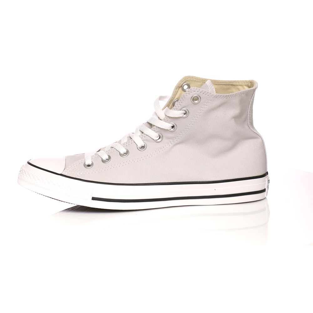 CONVERSE – Unisex ψηλά sneakers CONVERSE CHUCK TAYLOR ALL STAR γκρι