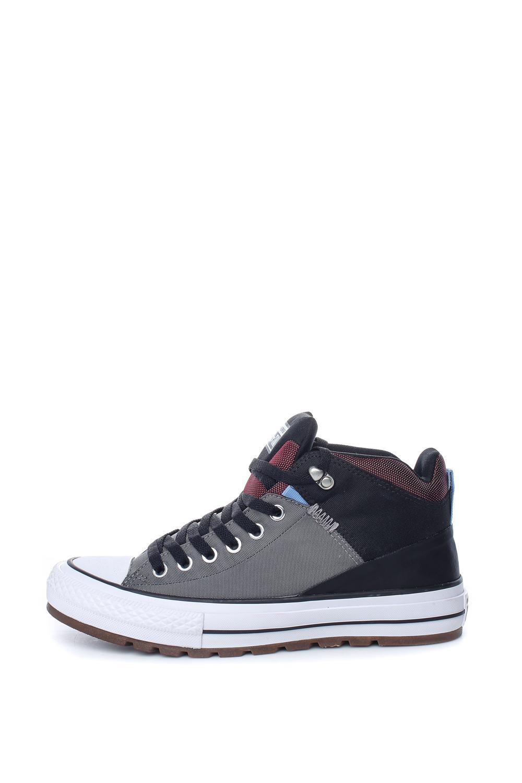 CONVERSE – Ανδρικά παπούτσια CHUCK TAYLOR ALL STAR STREET B γκρι