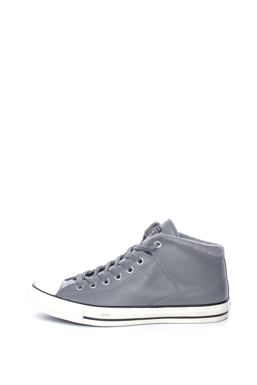 CONVERSE – Ανδρικά παπούτσια CHUCK TAYLOR ALL STAR HIGH STR γκρι