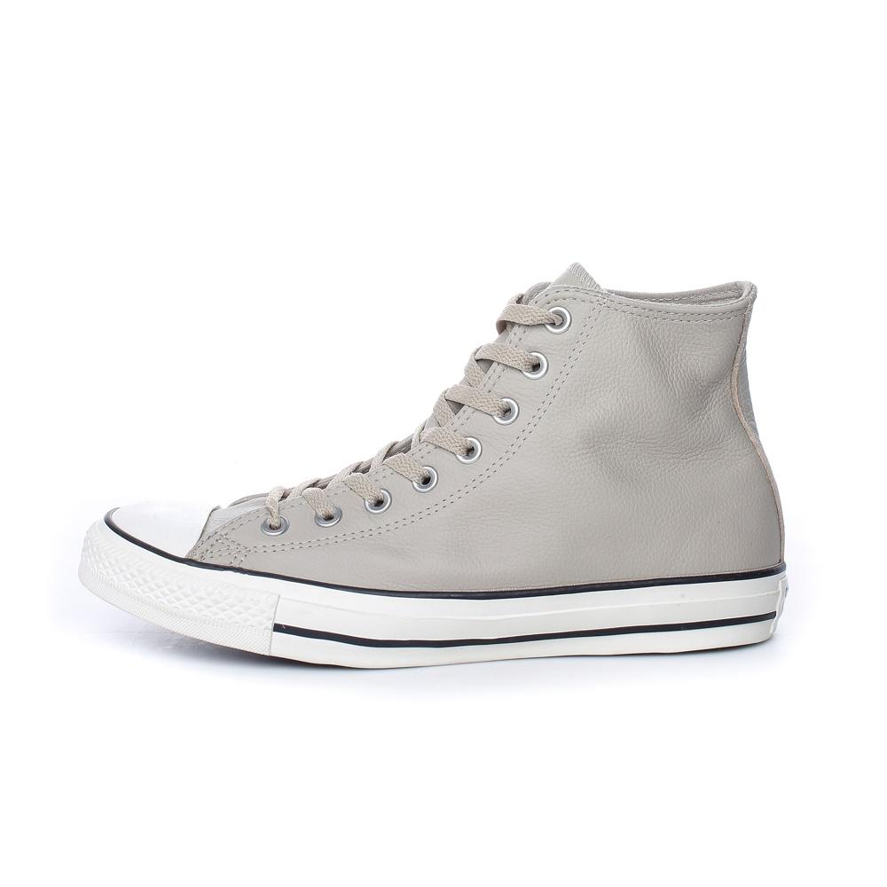 CONVERSE – Unisex ψηλά sneakers CONVERSE CHUCK TAYLOR ALL STAR μπεζ