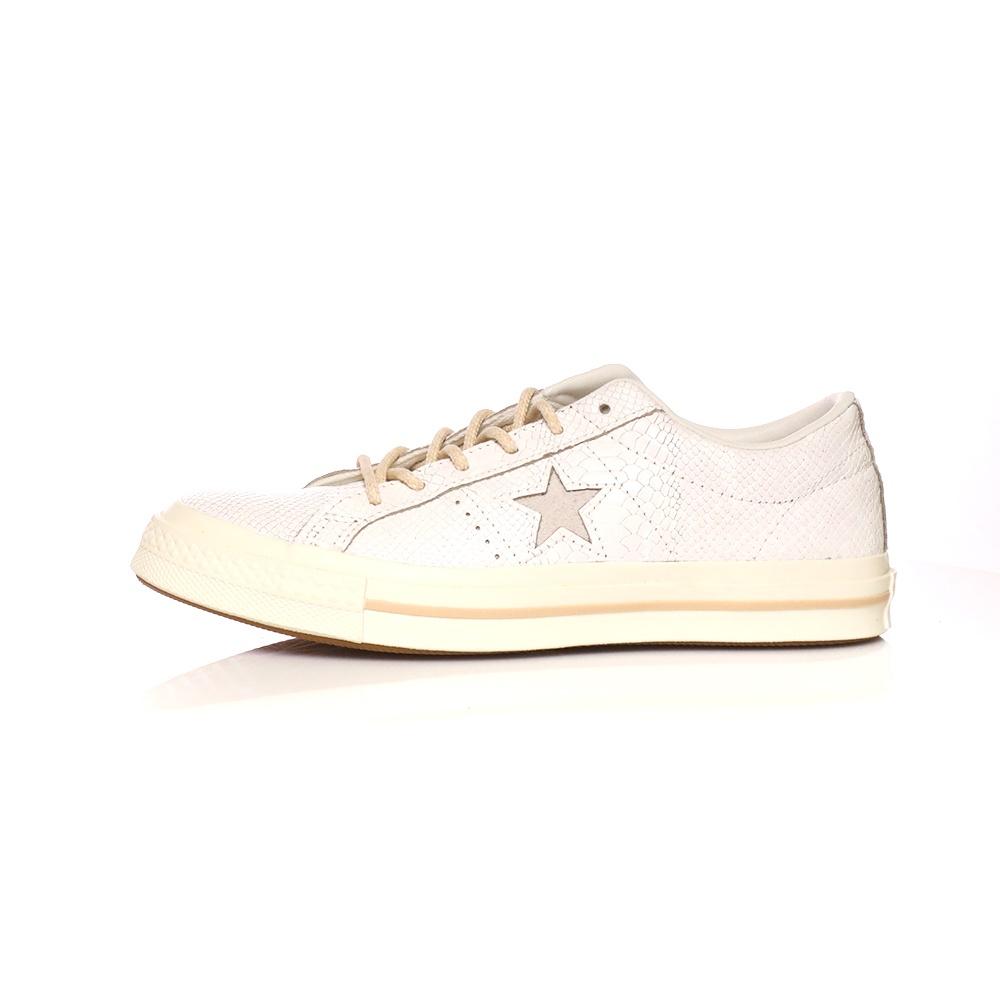 CONVERSE – Unisex sneakers ONE STAR εκρού