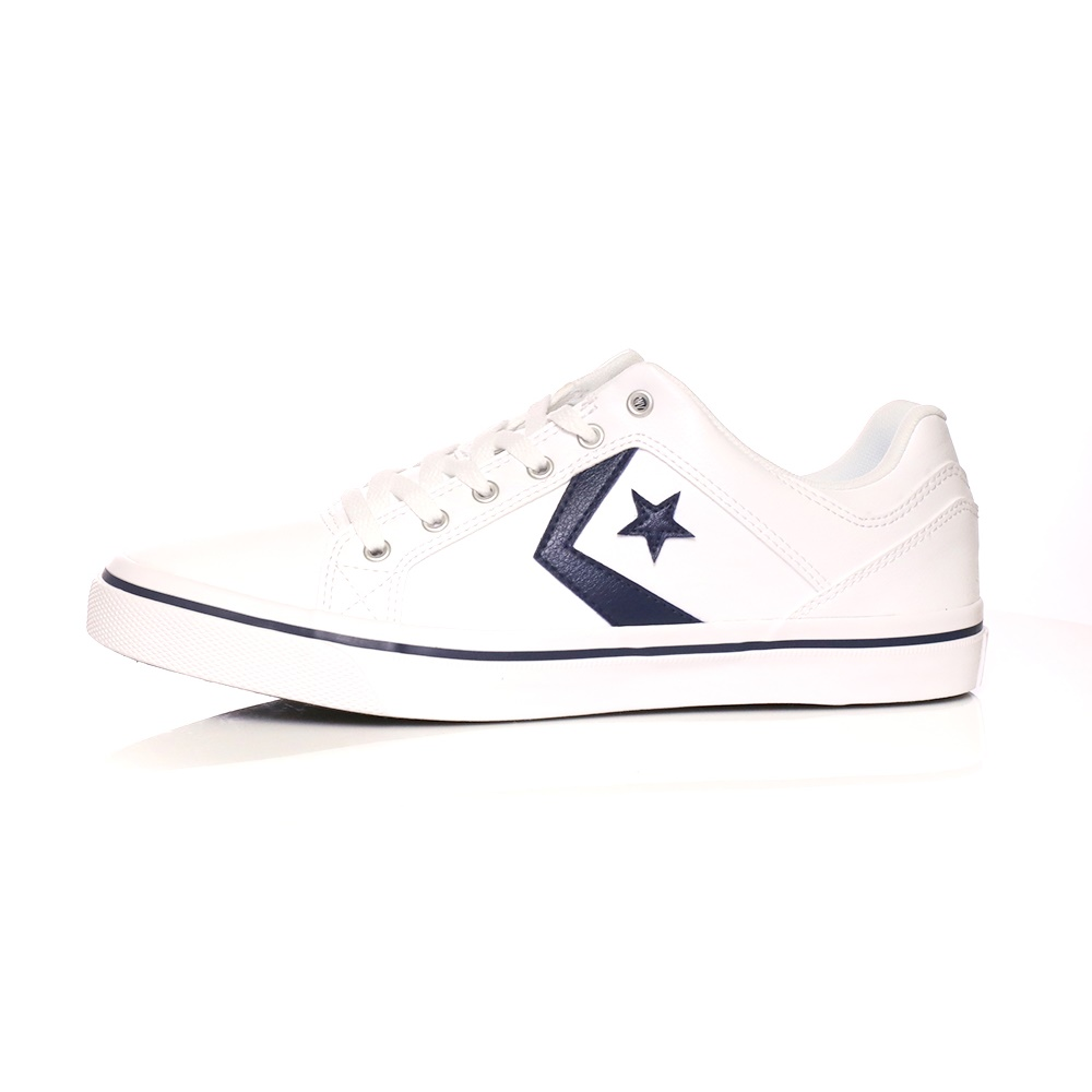 CONVERSE – Unisex παπούτσια CONVERSE EL DISTRITO λευκά