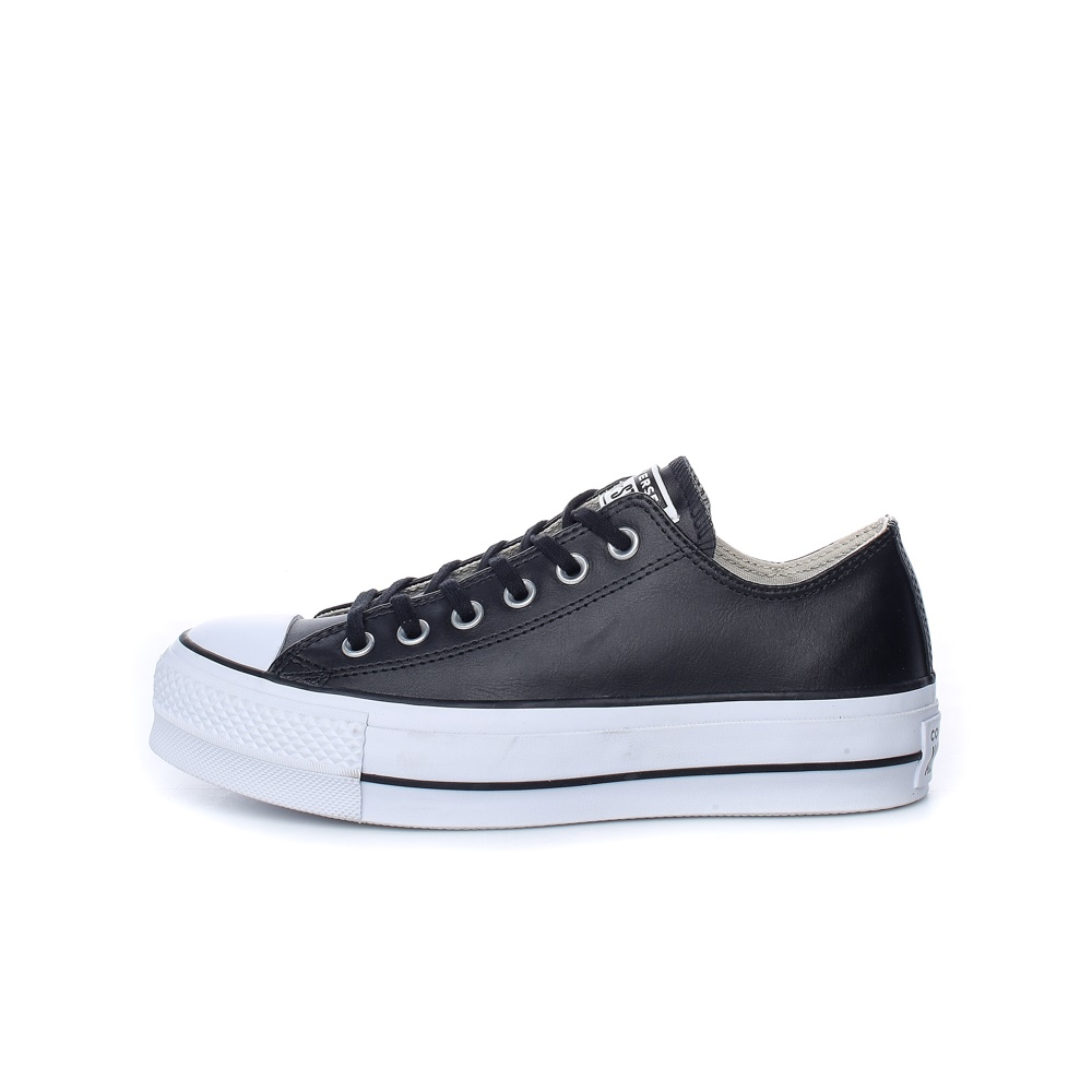 CONVERSE – Γυναικεία sneakers CHUCK TAYLOR ALL STAR LIFT μαύρα