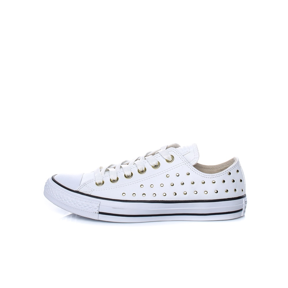 CONVERSE – Γυναικεία sneakers CHUCK TAYLOR ALL STAR λευκά