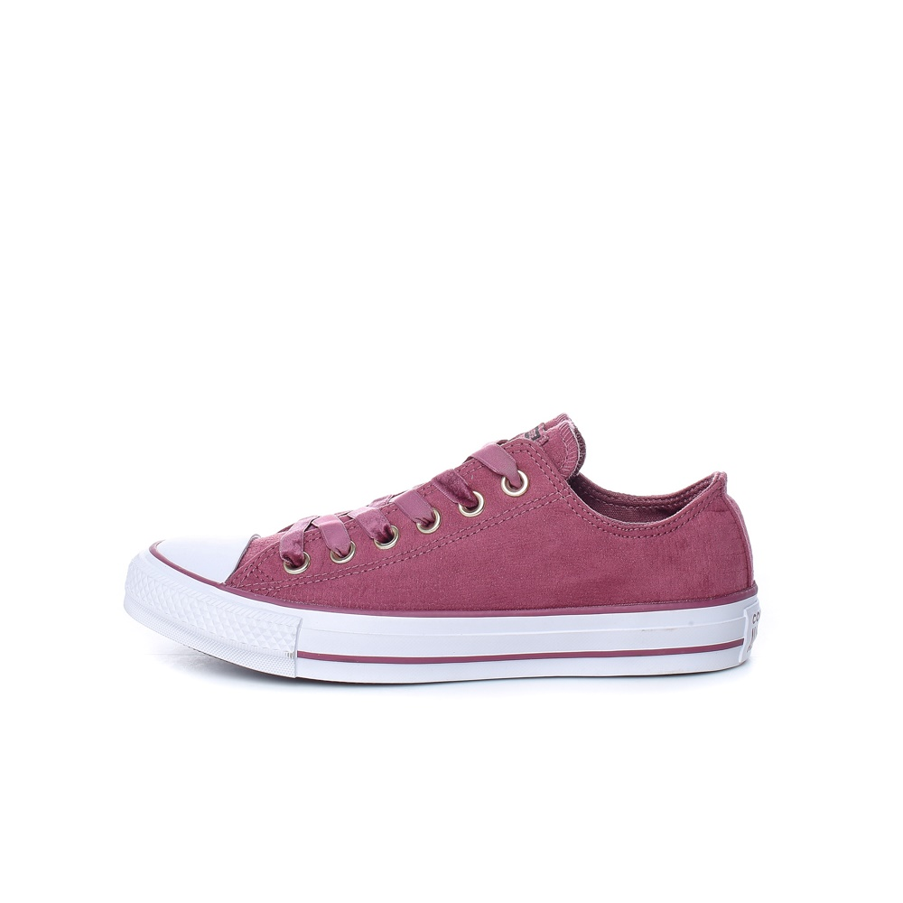 CONVERSE – Γυναικεία sneakers CONVERSE Chuck Taylor All Star ροζ σκούρα