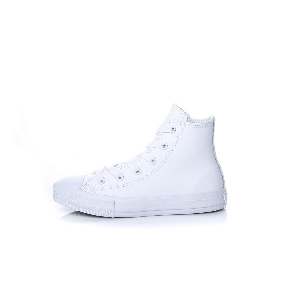 CONVERSE – Παιδικά μποτάκια Converse CHUCK TAYLOR ALL STAR λευκά