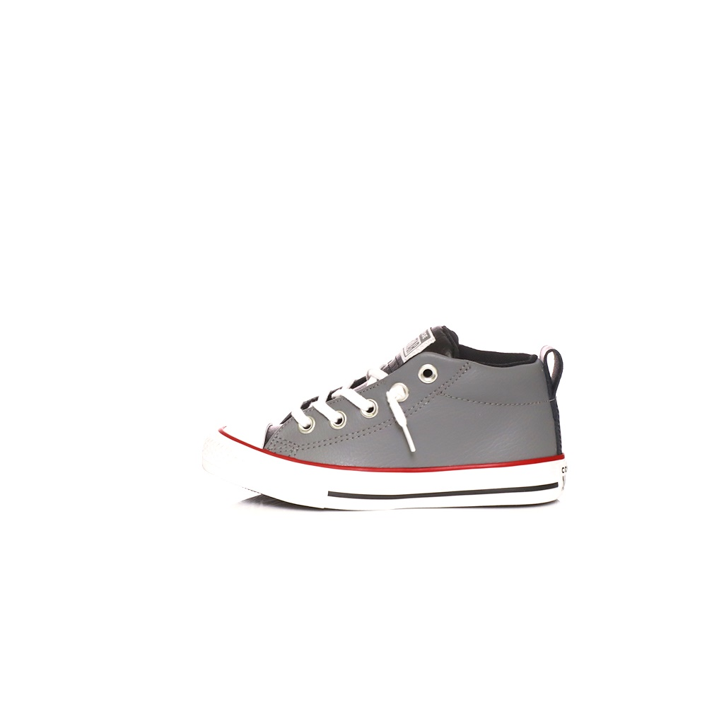 CONVERSE – Παιδικά παπούτσια CONVERSE Chuck Taylor All Star Street γκρι
